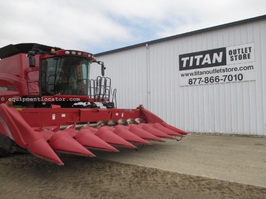 2010 Case IH 3408, 8R30, FT, Hyd Dk Plts, 6088/7010/7088/7120 Header-Corn For Sale