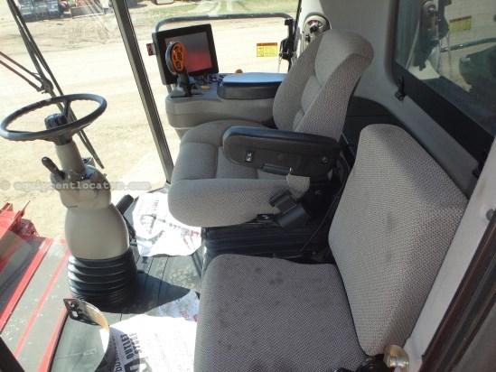 2011 Case IH AF8120, 636 Sep Hr, UPTIME Ready, RWA, Pro 600 Combine For Sale