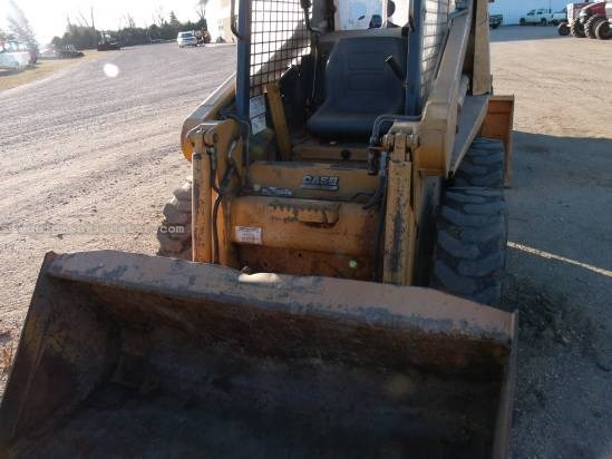 "1998 Case 1840, 4550 Hr, 63"" Bkt, Hand Controls,Block Heater Skid Steer For Sale"