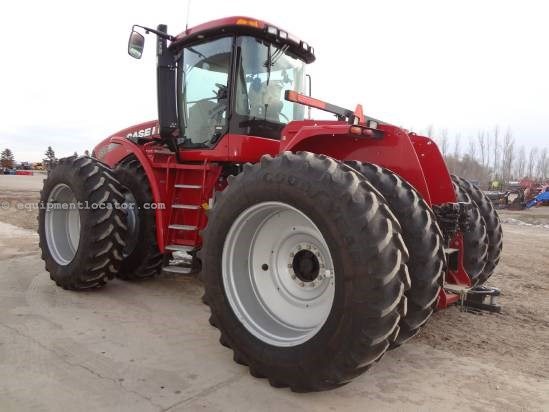 2011 Case IH Steiger STX350 Tractor For Sale
