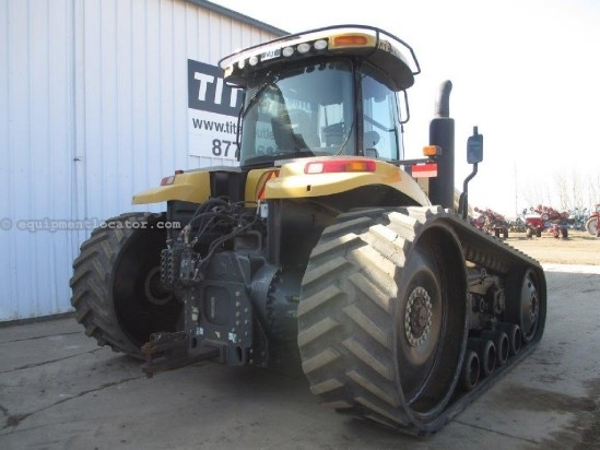 "2006 Caterpillar MT865B - 5892 hrs, 30"", 5 hyd, 16 spd PS Tractor For Sale"