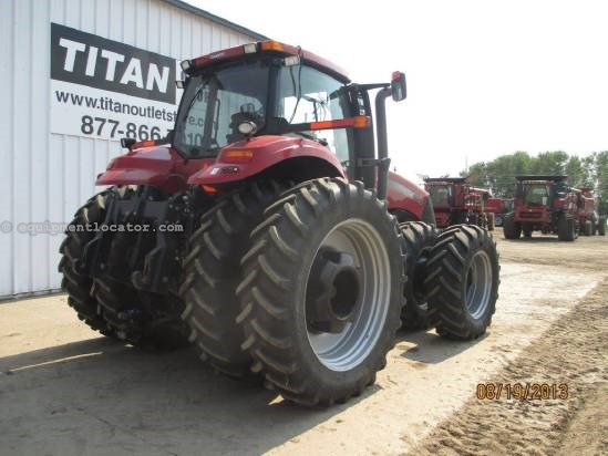 2011 Case IH MAGNUM MX340, 1116 Hr, 6 Remotes, Hyd 3rd Link Tractor For Sale