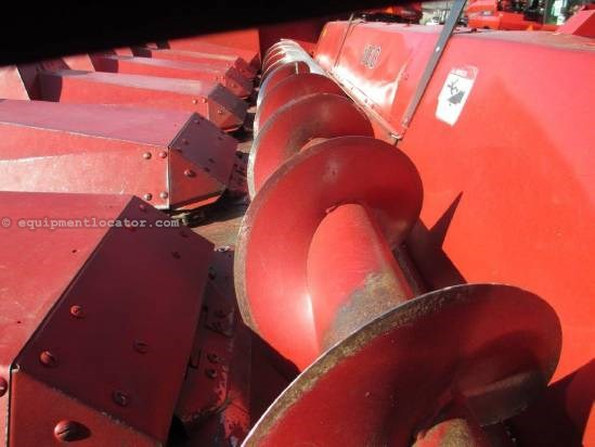 1989 Case IH 1063, 6R30, 1680/2166/2366, Knife Rolls Header-Corn For Sale