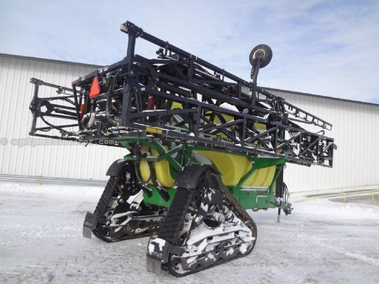 2011 TopAir TA2400 - Tracks, 132 ft, Touch Down Wheels Sprayer-Pull Type For Sale