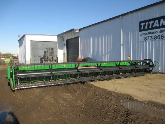 2011 John Deere 630, 30', 9760/9860/9770/9870, HHC, FT, Fore/Aft Header-Flex For Sale
