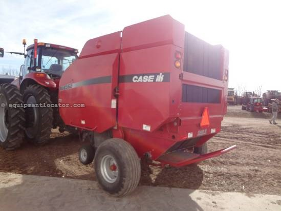 2003 Case IH RBX562 - 1000 pto, Hyd PU, Kicker Baler-Round For Sale