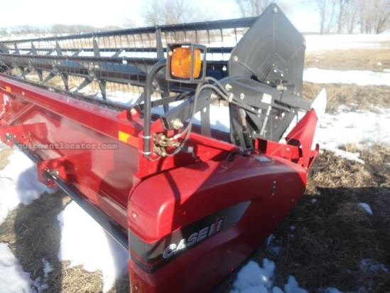 2007 Case IH 2020, 35', FT, HHC, 7088/7010/8010/7120/8120 Header-Flex For Sale