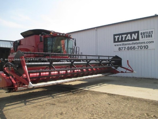 2007 Case IH 2020, 30', FT, Poly, 6088/7088/7010/8010 Header-Flex For Sale
