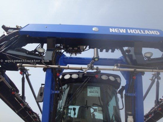 2011 New Holland SP.365F - 429 hrs, 120 ft, AutoSteer, 1600 gal Sprayer-Self Propelled For Sale