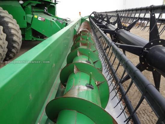 2005 John Deere 635F - 35 ft, Contour, (9660,9760,9860,9670,9770) Header-Flex For Sale