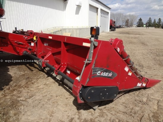 2008 Case IH 2612, 12R30, Chopping, 7010/8010/7120/8120/8230 Header-Corn For Sale
