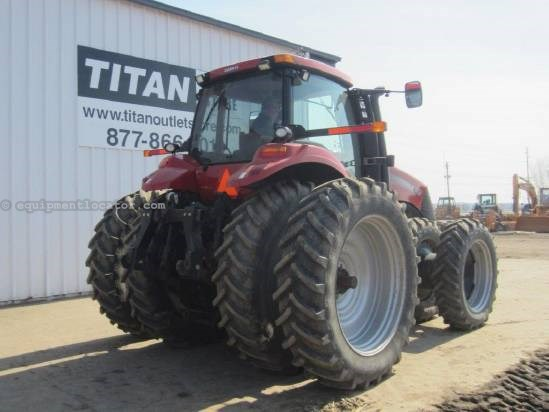 2011 Case IH Magnum MX315, 861 hrs, Warranty*,  Susp. Frt Axle Tractor For Sale