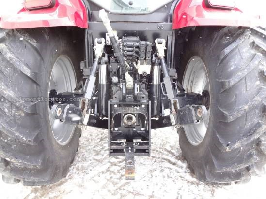 2009 Case IH Maxxum 140 Tractor For Sale
