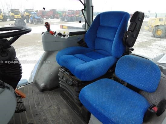 2009 New Holland T8040 Tractor For Sale