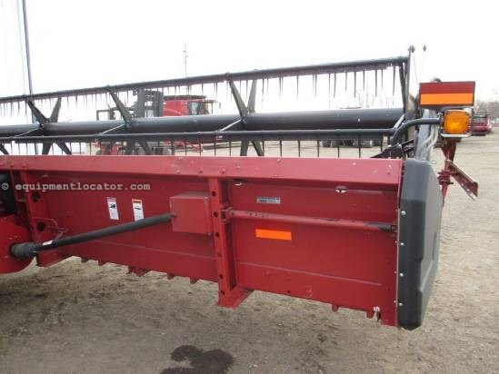 2004 Case IH 1020, 25', HHC, Fore/Aft, 2166/2188/2366/2388 Header-Flex For Sale