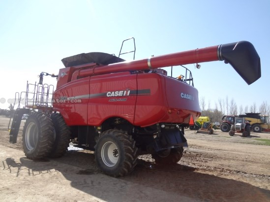 2007 Case IH AFX7010 - Sep Hrs 1326, Pro600, Duals, Chopper Combine For Sale