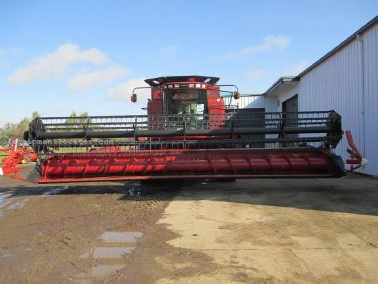 2008 Case IH 1020, 30', 1688/2188/2366/2388, FT, HHC Header-Flex For Sale