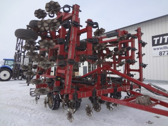 2005 Salford 570RTS - 41 ft, Dble Fold, Baskets, Harrow Vertical Tillage For Sale