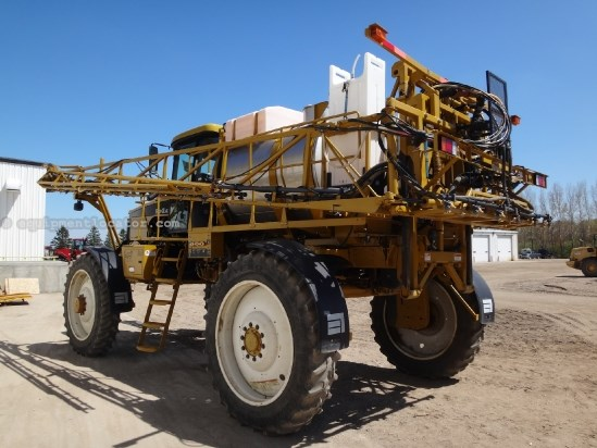 2006 Ag Chem Rogator 1080, 100', 4X4,  Tank, Outback Monitor  Sprayer-Self Propelled For Sale