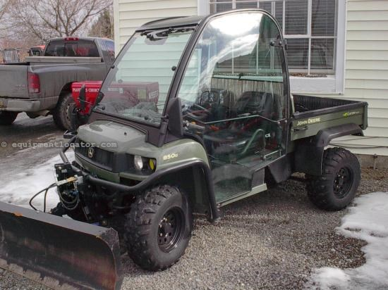 Utility Vehicle For Sale:  2006 John Deere 850