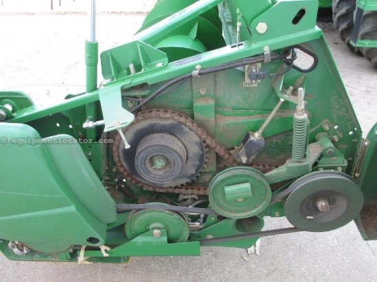 2008 John Deere 635F,35',Ft, Contour, 9660/9760/9860/9670/9770 Header-Flex For Sale