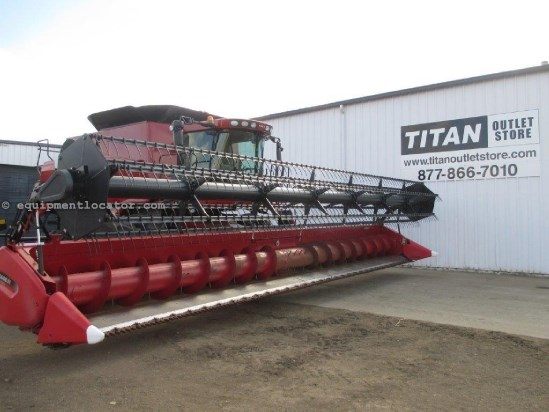 2011 Case IH 3020, 35',FT, HHC,7088/7010/8010/7120/8120  Header-Flex For Sale