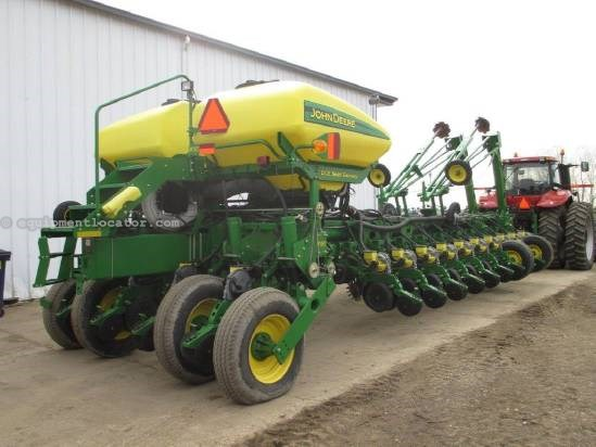 2008 John Deere 1770, UPTIME READY!, 24R30, 3 Pt Hitch, Vac Meter Planter For Sale