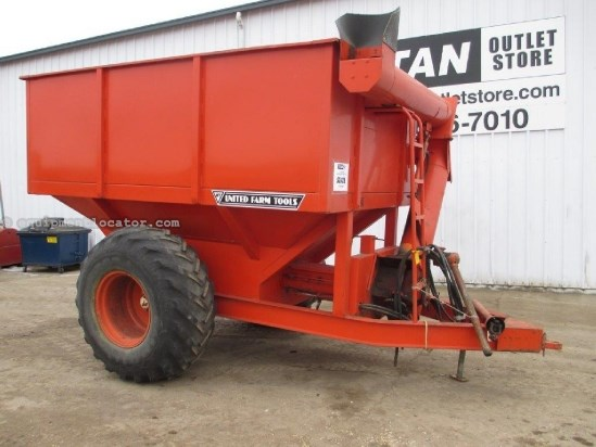 UFT 444, 450 Bu, 1000 PTO, Hyd Folding Grain Cart For Sale