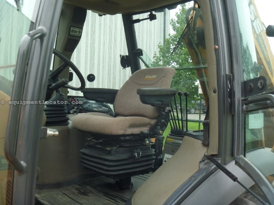 2012 Case 580SN, Cab W/ Heat & Air, 4WD Loader Backhoe For Sale