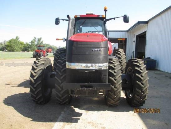 2011 Case IH Magnum MX315, 900 Hr, 5 Remotes, 3 Pt, Monitor   Tractor For Sale