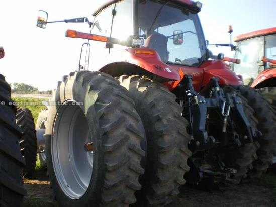 2007 Case IH MX215, 2299 Hr, PS Trans, 3 Remotes, Quick Hitch Tractor For Sale