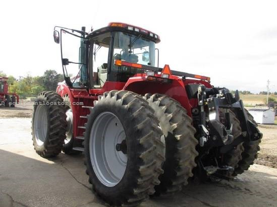 2012 Case IH STX350, 688 Hr, Duals, PS Trans, 5 Remotes, 3 Pt  Tractor For Sale