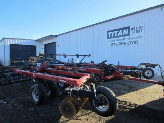2007 Case IH Turbo 330 Tillage For Sale