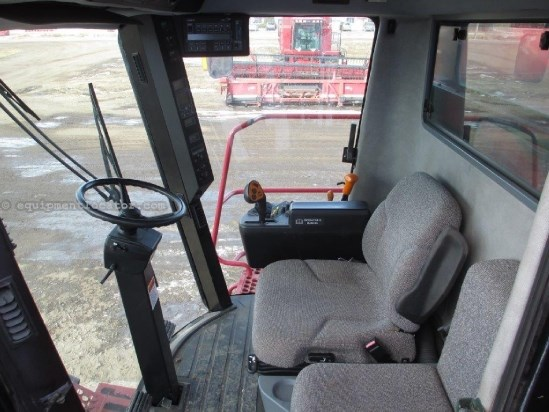 1998 Case IH 2366, RT, Chopper, Single Drive, FT, Spec Rotor Combine For Sale