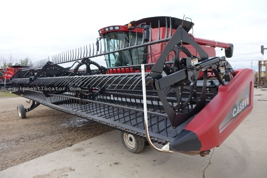 2011 Case IH 2162, 35', FT, TRANSPORT, 7088/7010/8010/7120/8120 Header-Draper For Sale