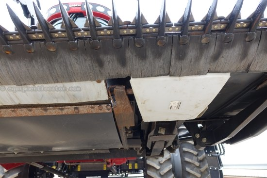 2011 Case IH 2162, 35 Ft, FT, Poly, 7088/7010/8010/7120/8120 Header-Draper For Sale