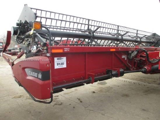 2005 Case IH 2020, 30',Crary Air Reel, FT, 6088/7088/7010/8010 Header-Flex For Sale