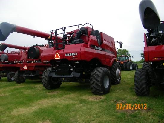 2012 Case IH 7120, 310 Sep Hrs, RWA, FT, AHH, Fore/Aft  Combine For Sale