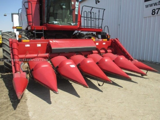 2009 Case IH 2606, 6R30, FT, HHC, Hyd Deck Plates, 5088/6088 Header-Corn For Sale