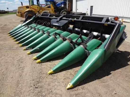 2007 Geringhoff NS1220 Header-Corn For Sale