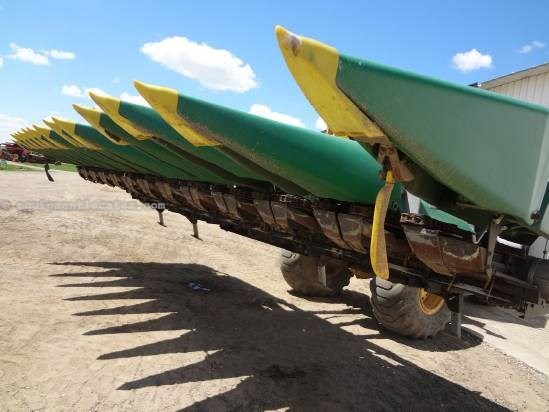 2007 Geringhoff NS1220 Header-Corn For Sale