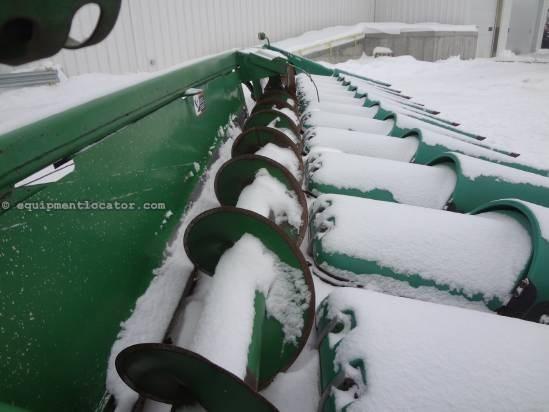 1994 John Deere 1293-12R30, Poly Snouts (9650,9750,9660,9760,9860) Header-Corn For Sale