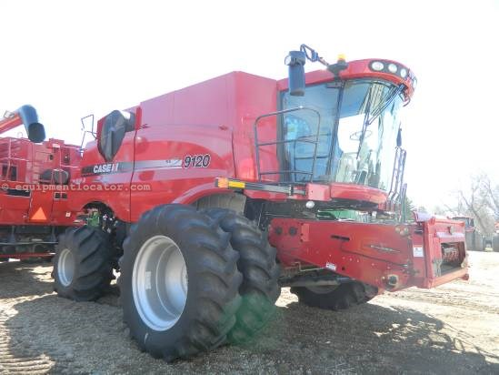 2011 Case IH AF9120 - Sep Hrs 288, Pro700, Guidance, 620R42 Dls Combine For Sale