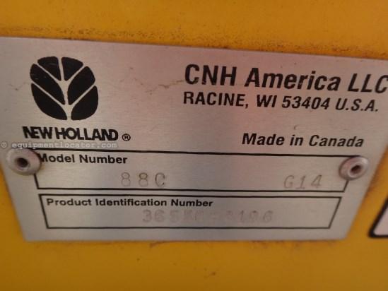 2009 New Holland 88C - 36 ft, Transport (CR960,CR970,CR9060,CR9070) Header-Draper For Sale