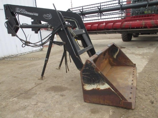2003 Miller GP30, Fits MXM120-190, NH 86-87 Series (Genesis) Front End Loader Attachment For Sale