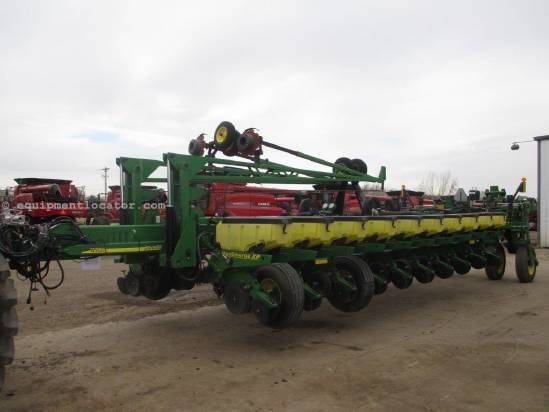 2007 John Deere 1770, 24R30, Markers, Vac Meter, Air Clutches Planter For Sale