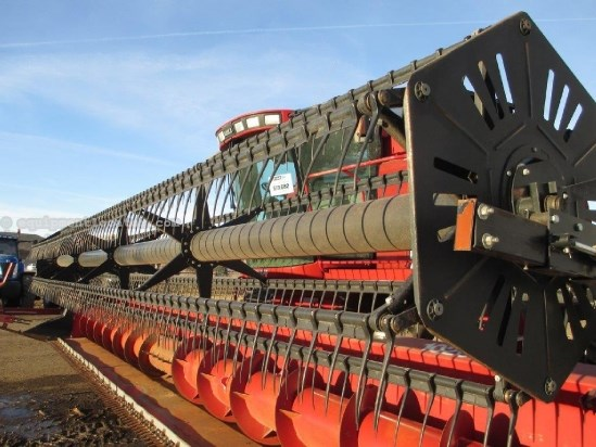 1995 Case IH 1020,30', HHC, Fore/Aft, 2188/2366/2388  Header-Flex For Sale