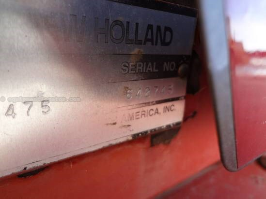 2000 New Holland 1475 Mower Conditioner For Sale