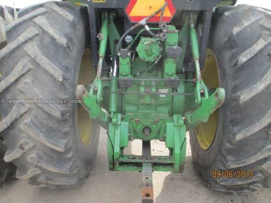 1990 John Deere 4955,8795 Hrs, Dual Hyd, 15 Speed Powershift Tractor For Sale