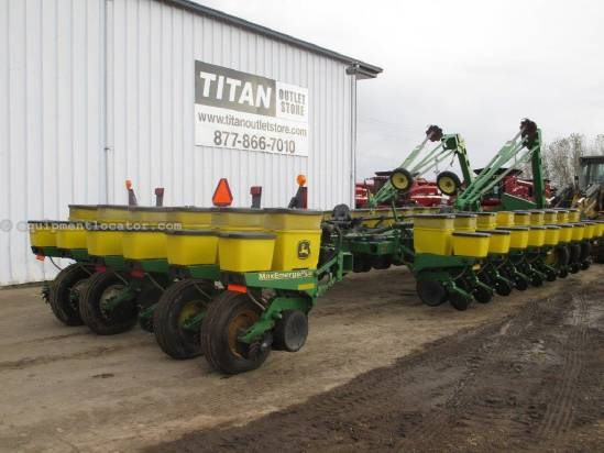 2000 John Deere 1770, UPTIME READY!,  24R30, Markers, Hyd Drive Planter For Sale